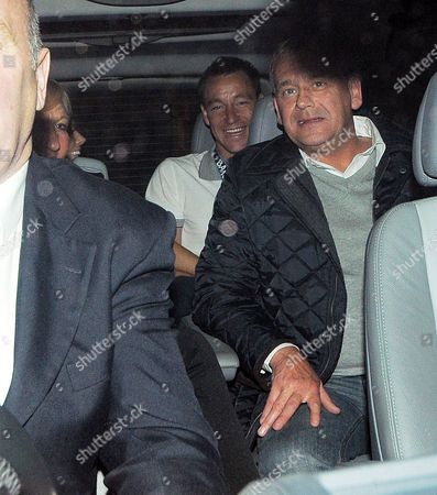 Sue Terry, Ted Terry, front seat and Toni Poole and John Terry, back seat