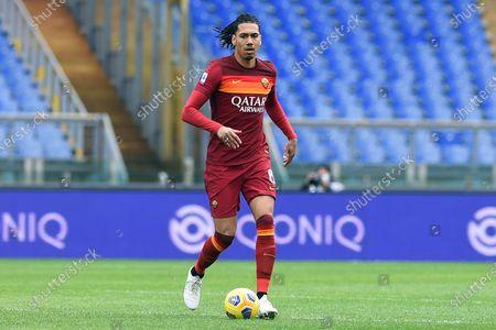 Chris Smalling of Roma