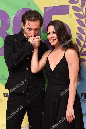 Sergei Polunin and Elena Ilnykh