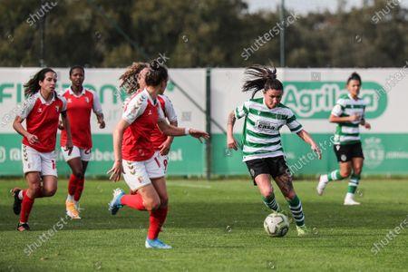 Editorial image of Liga BPI, Sporting v Braga, Alcochete, Portugal - 07 Mar 2021