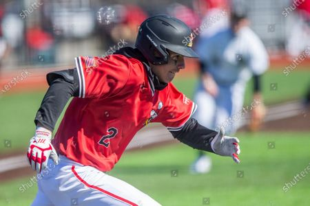 Editorial photo of Youngstown St Purdue Fort Wayne Baseball, Defiance, United States - 07 Mar 2021