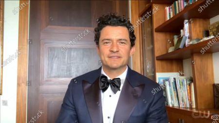 Editorial image of 26th Critics Choice Awards, Show, Los Angeles, California, USA - 07 Mar 2021