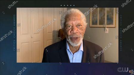 Stock Image of Morgan Freeman