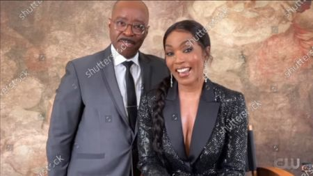 Courtney B Vance and Angela Bassett