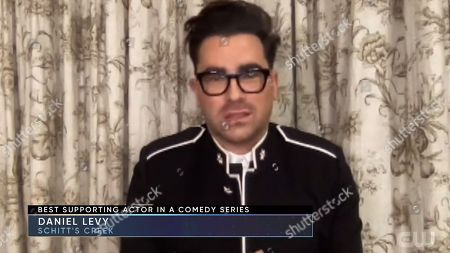 Editorial photo of 26th Critics Choice Awards, Show, Los Angeles, California, USA - 07 Mar 2021