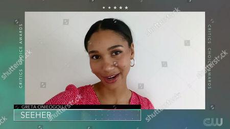 Stock Image of Greta Onieogou