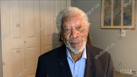 Stock Photo of Morgan Freeman