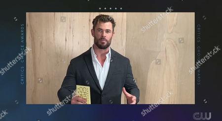 Stock Picture of Chris Hemsworth