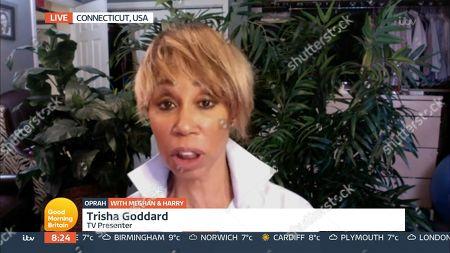Editorial image of 'Good Morning Britain' TV Show, London, UK - 08 Mar 2021