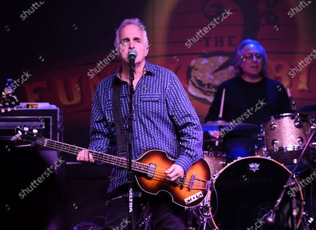 Editorial photo of Max Weinberg's Jukebox in concert at The Funky Biscuit, Boca Raton, Florida, USA - 07 Mar 2021