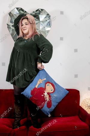 Stock Picture of Marilou Berry