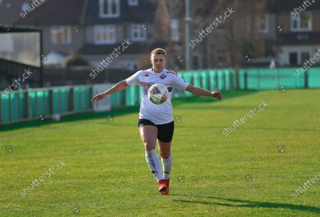 Editorial picture of Charlton Athletic v Lewes, FA Women's Championship, The Oakwood, UK - 12 Jan 2021