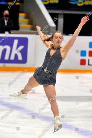 Taylor Morris (ISR), during Challenge Cup Figure Skating