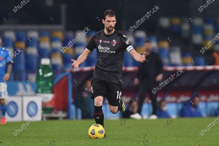 Editorial photo of SSC Napoli v Bologna FC - Serie A, Naples, Italy - 07 Mar 2021