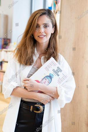 Stock Photo of Actress Leticia Dolera during the presentation of the book 'Voices telling'