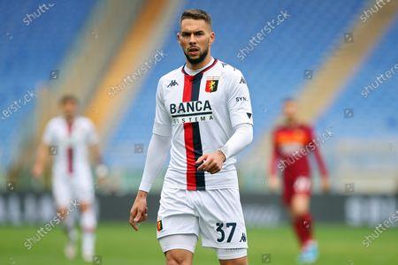 Marko Pjaca (Genoa) during the match