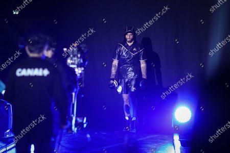 Editorial photo of Boxing Gala, Nantes, France - 05 Mar 2021