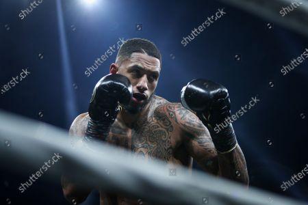 Editorial image of Boxing Gala, Nantes, France - 05 Mar 2021