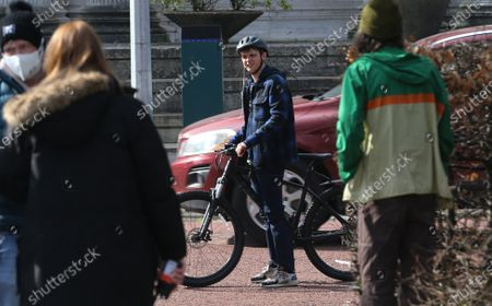 Editorial picture of 'Alex Rider' TV show filming, Cardiff, Wales, UK - 08 Mar 2021