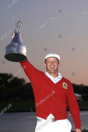 Editorial photo of Bay Hill Golf, Orlando, United States - 07 Mar 2021