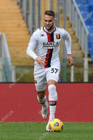 Marko Pjaca of CFC Genoa