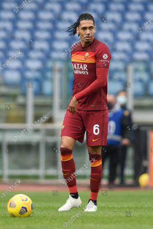 Editorial photo of AS Roma v Genoa CFC, Serie A, Football, Stadio Olimpico, Rome, Italy - 07 Mar 2021