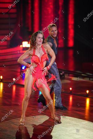 Rurik Gislason and Renata Lusin