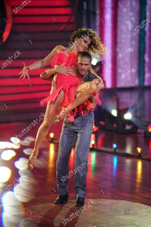 Editorial image of 'Let's Dance' TV series, Cologne, Germany - 05 Mar 2021