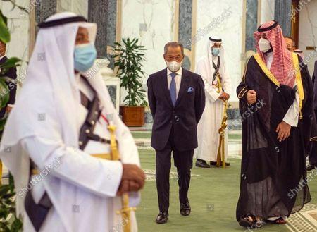Editorial picture of Malaysia, Riyadh, Saudi Arabia - 08 Mar 2021