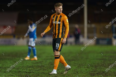 James Scott of Hull City (11)