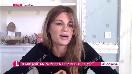 Editorial photo of 'Lorraine' TV Show, London, UK - 09 Mar 2021