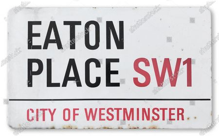 Stock Picture of Eaton Place sign was also part of the sale  An iconic Abbey Road street sign has sold to a Beatles fan for £37,200 at auction.  The distinctive NW8 sign for the road named after the Fab Four's 1969 album, was one of 275 street signs sold on behalf of Westminster City Council.   It had been expected to fetch up to £2,000 but ended up selling for 37 times that amount due to its association of the Beatles' album cover of John, Paul George and Ringo walking over the zebra crossing on Abbey Road.