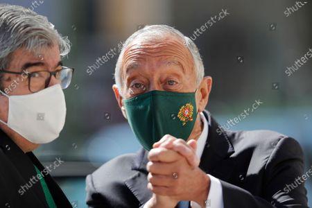 Editorial photo of President, Lisbon, Portugal - 09 Mar 2021