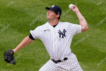 Yankees left-hander Zack Britton is not throwing because of a sore pitching elbow, was to be examined by a doctor on Tuesday, March 9, 2021, and could miss the start of the season