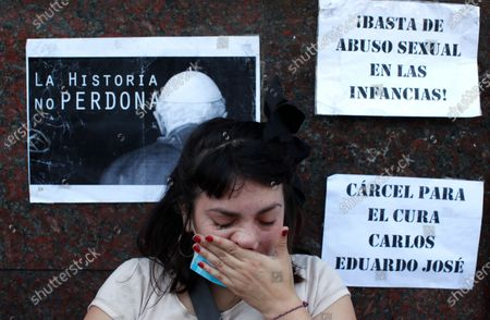 Editorial photo of Church Abuse, Buenos Aires, Argentina - 09 Mar 2021