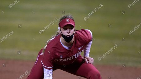 Editorial image of Nevada Softball, Stanford, United States - 05 Mar 2021
