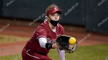 Editorial picture of Softball, Stanford, United States - 05 Mar 2021