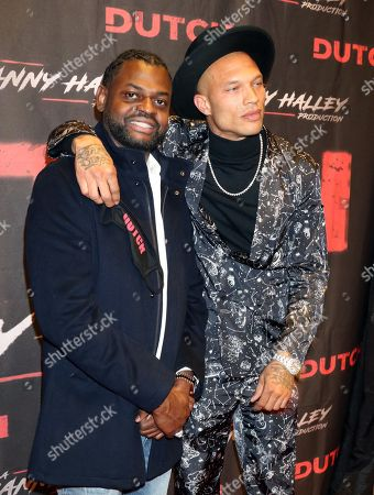Manny Halley Sr.and Jeremy Meeks