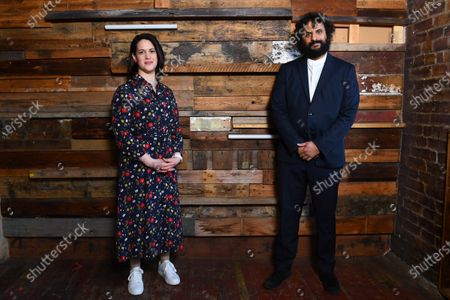 Editorial picture of Culture Pushing on: Presenters of the Sony World Photography Awards 2021, Tanner St., London, UK - 9 Mar 2021