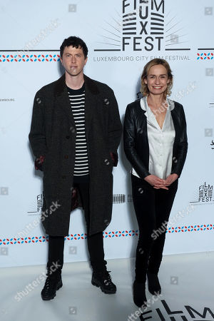 Editorial photo of 11th Luxembourg City Film Festival, 'Jury' photocall, Paris, France - 09 Mar 2021