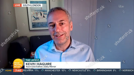 Stock Picture of Kevin Maguire
