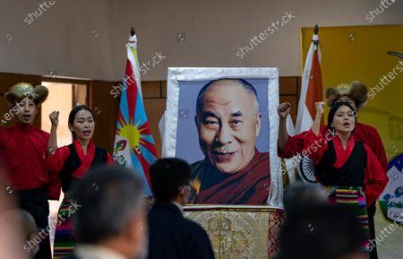 Editorial image of Tibet Uprising Day, Dharmsala, India - 10 Mar 2021