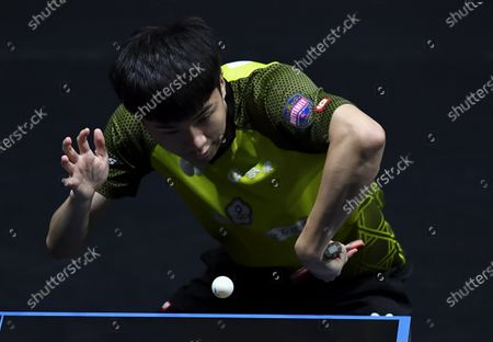 Editorial picture of Qatar Doha Table Tennis Wtt Star Contender Doha - 09 Mar 2021