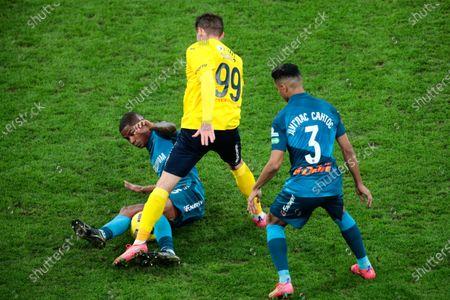 Editorial picture of FC Zenit Saint Petersburg v FC Rostov Rostov, Russian Premier League, Saint Petersburg, Russia - 27 Feb 2021