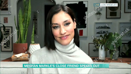 Editorial image of 'This Morning' TV Show, London, UK - 10 Mar 2021