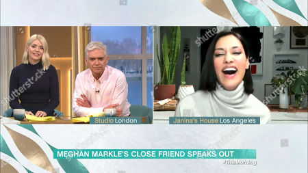 Editorial photo of 'This Morning' TV Show, London, UK - 10 Mar 2021