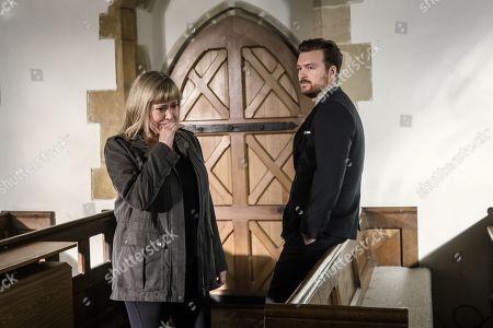 Editorial photo of 'Grace - Dead Simple' TV Show, Series 1, Episode 1, UK - 14 Mar 2021
