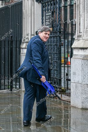 Stock Image of Kit Malthouse, Minister of State for Housing and Planning and Conservative Member of Parliament for North West Hampshire