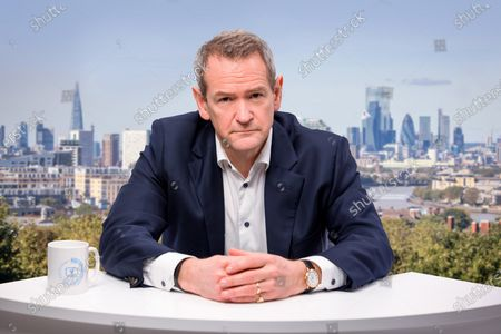 Alexander Armstrong co-hosts a fictional morning news and chat show, in which they will discuss the best and worst of British TV from an environmental perspective.