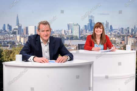 Alexander Armstrong and Rachel Stubbings co-host a fictional morning news and chat show, in which they will discuss the best and worst of British TV from an environmental perspective.